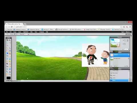 [Hi-TekViet] Hướng dẫn sử dụng công cụ photoshop online