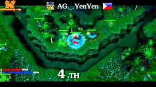 Repeat youtube video DotA - WoDotA Top10 Weekly Vol.83