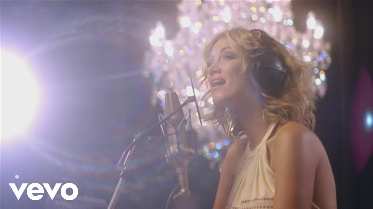 Delta Goodrem - Born to Try (Acoustic)