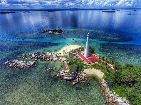Bangka Belitung - Pesona Keindahan Alam Bumi Laskar Pelangi