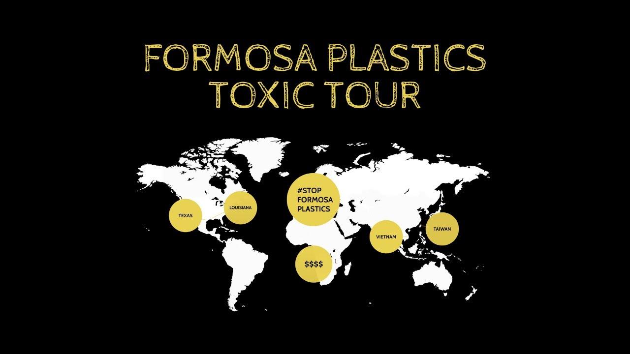 Formosa Plastics Toxic Tour