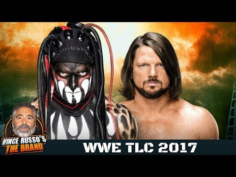 WWE TLC Tables, Ladders & Chairs 2017 Full Show Review w/ Big Vito & Jeff Lane