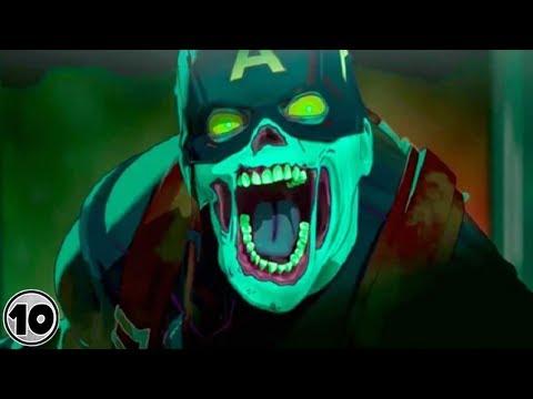 Top 10 Alternate Marvel Zombie Superheroes