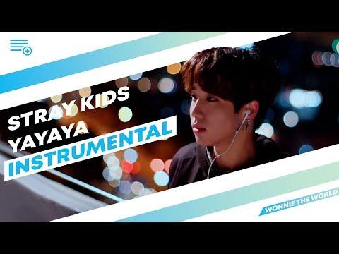Stray Kids - YAYAYA   Instrumental