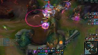 Clean Kaisa TF to end the game | League of Legends