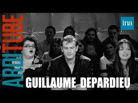 Gages de Laurent Baffie à Guillaume Depardieu et Juliette - Archive INA