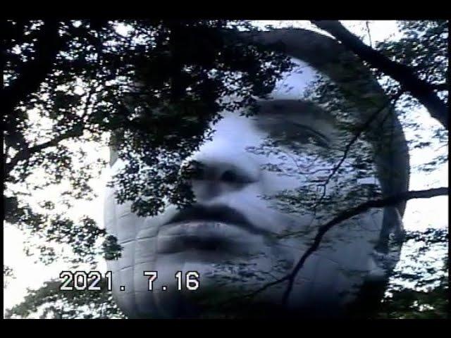 【極上の悪夢】巨大な顔を昔のビデオカメラで撮りました
