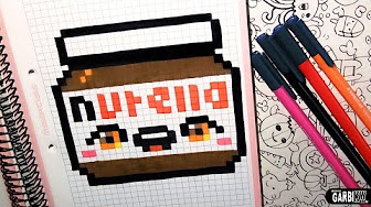Nourriture Pixel Art Nourriture Kawaii Youtube