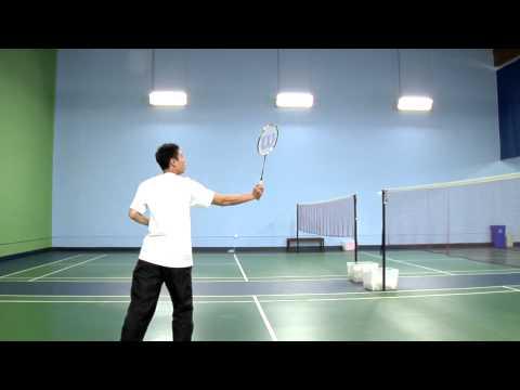 Cầu lông Làm thế nào để trái tay Swing trong cầu lông