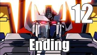 Transformers Devastation Story mode Walkthrough Part 12 Ch7 Legacy Ending HD