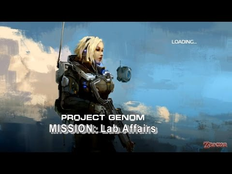 PROJECT GENOM: Mission Lab Affairs