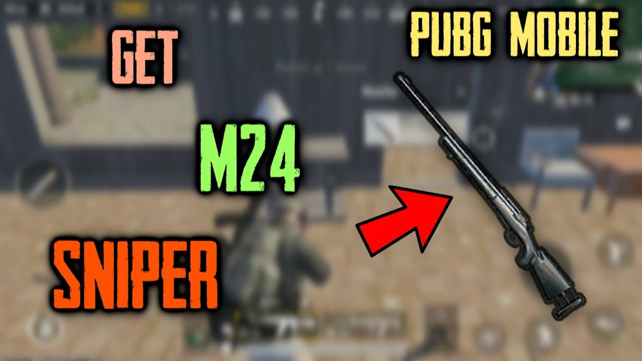 M24 Gun Pubg