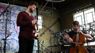 """http://KEXP.ORG presents Ólafur Arnalds performing """"Only The Winds""""..."""