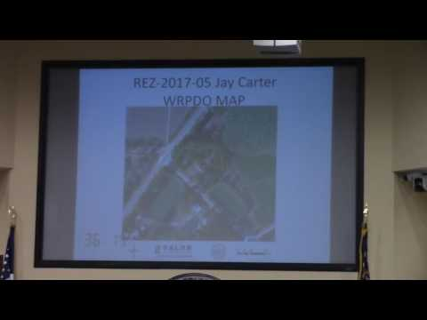 7b. REZ-2017-05 Jay Carter, R-A to R-1