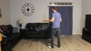 Askin Questions Line Dance Demo & Tutorial