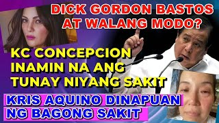 TRENDING BALITA NGAYON MAY 27, 2020 | DICK GORDON AT CONNIE SISON | KC CONCEPCION | KRIS AQUINO