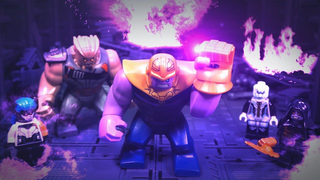 Download Lego Avengers Infinity War Full Opening Scene Lego Stop Motion