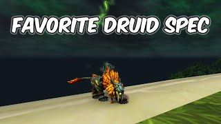 Favorite Druid Spec Feral Druid Pvp Wow Shadowlands 9 0 2 Youtube