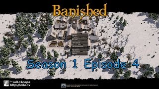 "Let's Play Banished Season 1 Episode 4 ""Mountain Men"""