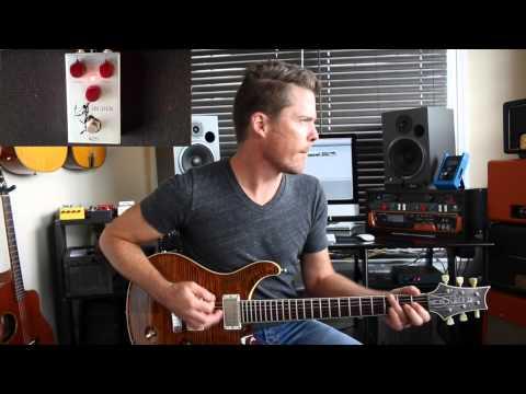 J Rockett Audio Archer Pedal Demo Video by Shawn Tubbs