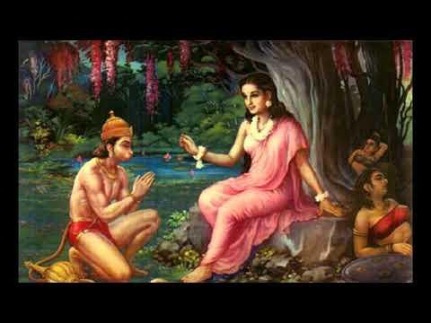 Sundara Kandam in Ramayana