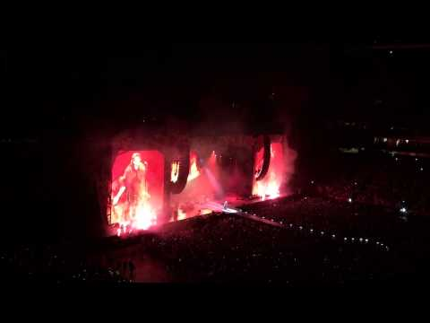 Rolling Stones Live Arrowhead Stadium Kansas City Missouri Zipcode Tour 2015 Sympathy For The Devil