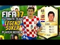 FIFA 17 DAVOR SUKER (88) *LEGEND* PLAYER REVIEW! FIFA 17 ULTIMATE TEAM!