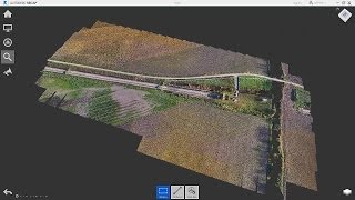 How to import a .LAS Point Cloud in Analist CLOUD