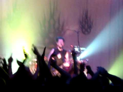Static-X Stingwray Live Denver 4.30.2009 from YouTube · Duration:  47 seconds