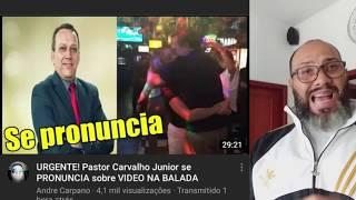 Baixar PR. CARVALHO JUNIOR DO GIDEÕES É DETONADO NO YOUTUBE E SE DEFENDE!