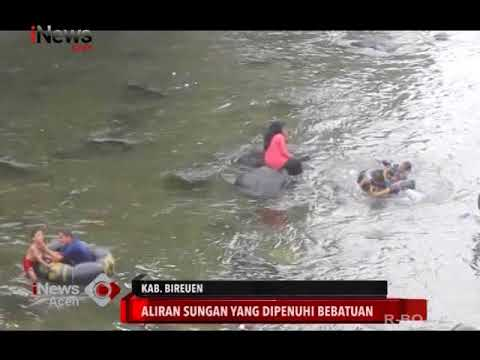 Objek Wisata Batee Iliek Di Akhir Pekan Inews 26 06 2018 Youtube