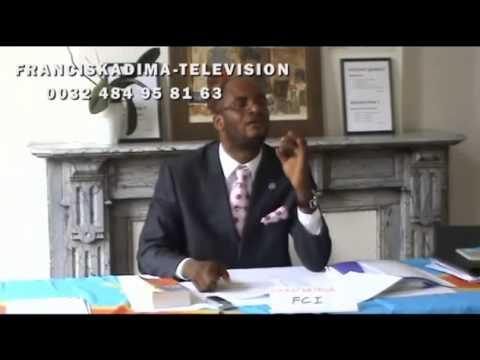 BABI BALUKUNA  1°CONFERENCE DE PRESSE A BRUXELLES   YouTube