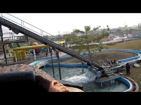 Big Splash Water Ride, Advenutre Island, Metro Walk, Rohini