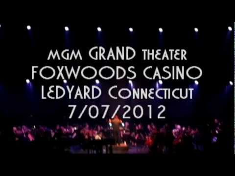 Sarah McLachlan, MGM Grand Theater, Foxwoods Casino, Connecticut, FEAR