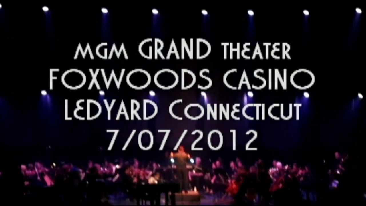 Foxwoods casino grand theater address
