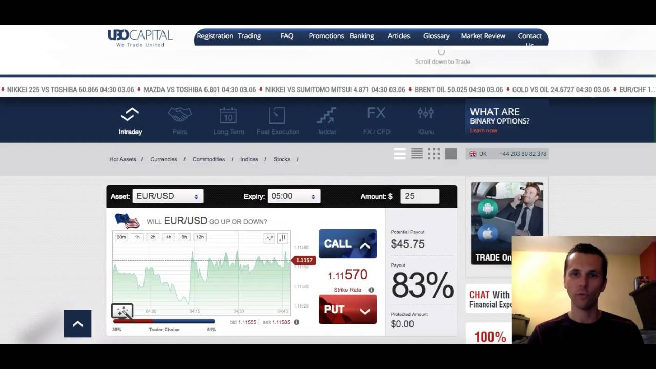 Opteck binary options broker review and latest bonus info