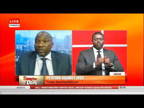 Over 95% Of EFCC Offshore Seizures Never Make It To Nigeria   #WhistleBlower   27 08 15 Pt1