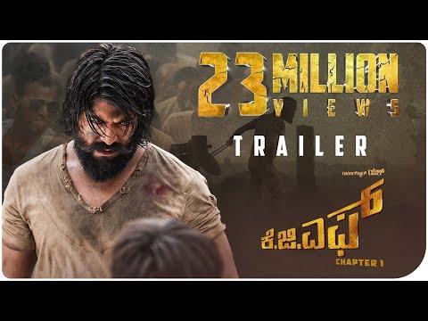 KGF Trailer Kannada | Yash | Srinidhi Shetty | Prashanth Neel, Vijay Kiragandur, KGF Kannada Trailer