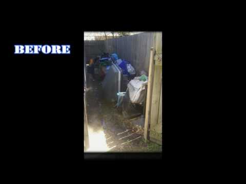 Houston, Tx Area Junk Removal and Trash Pickup