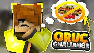 ORUÇ CHALLENGE! (Minecraft : Survival Games #487)