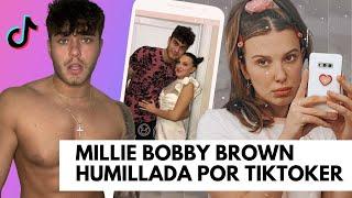 Millie Bobbie Brown Humillada por TikToker que Revela Fuertes Detalles de su Vida Íntima