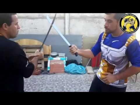 Nivel 17 - Combate con Machete - Archivos de WhatsApp