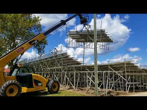 Volusia Speedway Park's major renovation