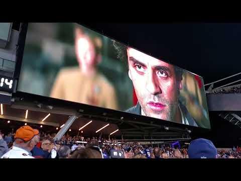 Star Wars The Last Jedi trailer at Soldier Field