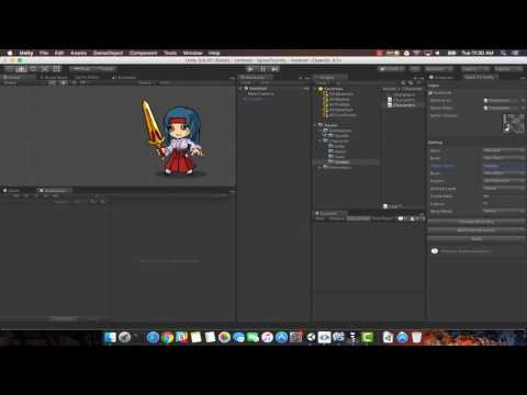 Converting Spine to Unity _ Create SpriteRenderer