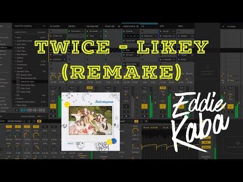 TWICE - LIKEY - Eddie Kaba [Instrumental] (Remake)