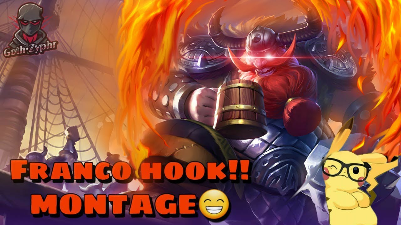 LEARNING FRANCO??WATCH THIS DEADLY HOOK MONTAGE😉