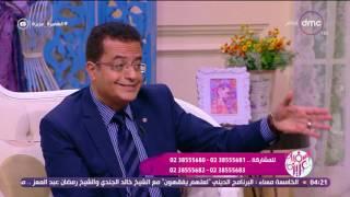 السفيرة عزيزة - د/ إيهاب عيد