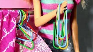 Video Kendin Yap Bölüm 5 | Barbie Elbiseleri için Askılık nasıl yapılır | Evcilik TV download MP3, 3GP, MP4, WEBM, AVI, FLV November 2017