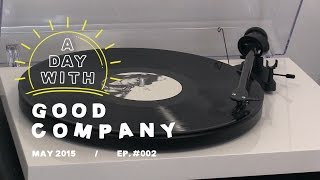 A Day With: Good Company, an independent record store in Western Australia